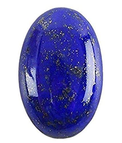 Lab Certified Real Lajward/Lapis Lazuli Stone 6.10 Carat by AKELVI GEMS