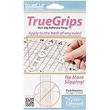 Grace Company Adhesive TrueCut Non-Slip Ruler Grips-30/Pkg