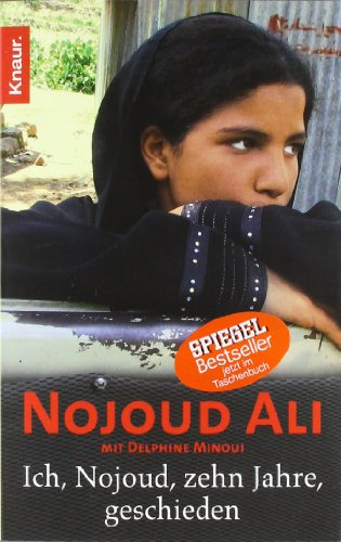 Buchseite und Rezensionen zu 'Ich, Nojoud, zehn Jahre, geschieden' von Nojoud Ali