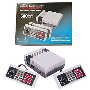 Classic Mini Consoles Dual-Controller-AV-Ausgang eingebaut 500 Retro Videospiel