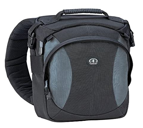 Tamrac 5777 Velocity 7Z Sling Pack Bag for DSLR - Black/Grey