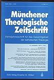 Theologie in München - Lebensbilder einer Fakultät, in: MÜNCHENER THEOLOGISCHE ZEITSCHRIFT, Heft 02/2004.