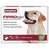 Beaphar fiprotec Dog Large 3 Pack