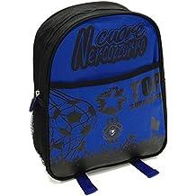 b4b08ac000 Cuore Neroazzurro XM-114-04 Zaino 31cm, poliestere, scuola, tempo libero