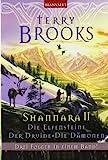 Shannara II Die Elfensteine - Der Druide - Die Dämonen - Terry Brooks