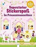 Superstarker Stickerspaß. Im Prinzessinnenschloss