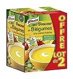 Knorr Soupe Douceur de 8 Légumes à la Crème Fraîche 2,04 kg