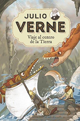 Viaje al centro de la tierra (Julio Verne nº 3) por Julio Verne