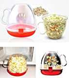 #10: New Small Fast Easy Mini poppers Microwave Ware Kitchen Movie Famil
