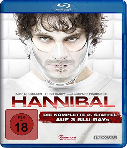 Hannibal - Staffel 2 [Blu-ray]