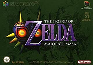 Légende de Zelda : Majora's Mask (B00004U1R1) | Amazon price tracker / tracking, Amazon price history charts, Amazon price watches, Amazon price drop alerts