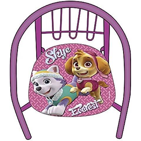 arditex pw licencia la pat patrouille silla para nia metal rosa x