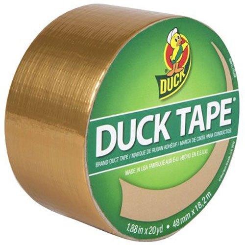 10 Yd Erste Hilfe (SHURTECH BRANDS 240127 1.88 by 10YD Duct Tape, Gold by Shurtech Brands LLC)