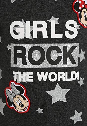 Disney Minnie Vestido Gris