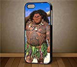 Maui From Moana New Disney Princess Phone Case for iPhone Samsung HTC Nokia(For Samsung Galaxy S7 Edge White)