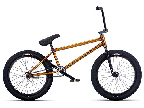 "wethepeople ""Trust"" 2017 BMX Rad - Honey Gold 