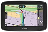 TomTom  Car Sat Nav VIA 52, 5 Inch with Handsfree Calling, Lifetime Traffic via Smartphone and WE Maps, Resistive Screen