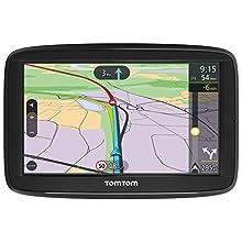 TomTom Car Sat Nav VIA 52, 5 Inch with Handsfree Calling, Traffic via Smartphone and WE Maps, Resistive Screen