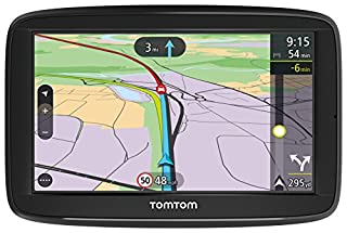 TomTom  Car Sat Nav VIA 52, 5 Inch with Handsfree Calling, Lifetime Traffic via Smartphone and WE Maps, Resistive Screen (B01I39K94G) | Amazon price tracker / tracking, Amazon price history charts, Amazon price watches, Amazon price drop alerts