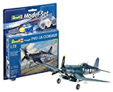 Revell - 63983 - Maquette D'aviation - Vought F4u-1d Corsair - 63 Pièces - Echelle 1/72...