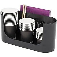 Alba rdvcup Deposito Di Bicchieri plastica/ABS nero 27x 13x 17,5cm - Arredamento - Confronta prezzi