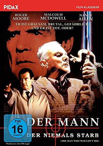 Der Mann, der niemals starb (The Man Who Wouldn't Die) / Spannender Psychothriller mit Starbesetzung (Pidax Film-Klassiker)