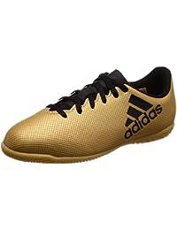 Adidas X Tango 17.4 In J, Zapatillas de fútbol Sala Unisex Adulto