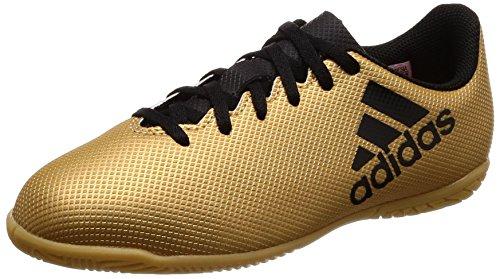 detailed look ed7f3 56678 Adidas X Tango 17.4 In J, Zapatillas de Fútbol Sala Unisex Adulto, Gris (