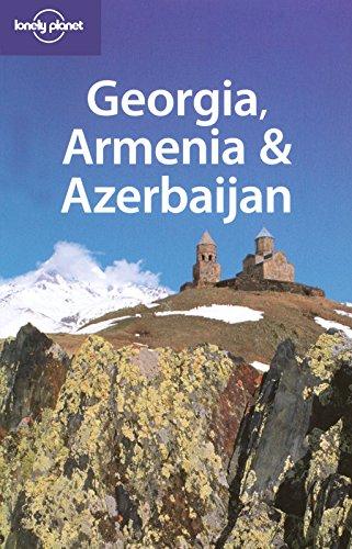 Georgia, Armenia & Azerbaijan. Ediz. inglese (Lonely Planet Multi Country Guides) por John Noble