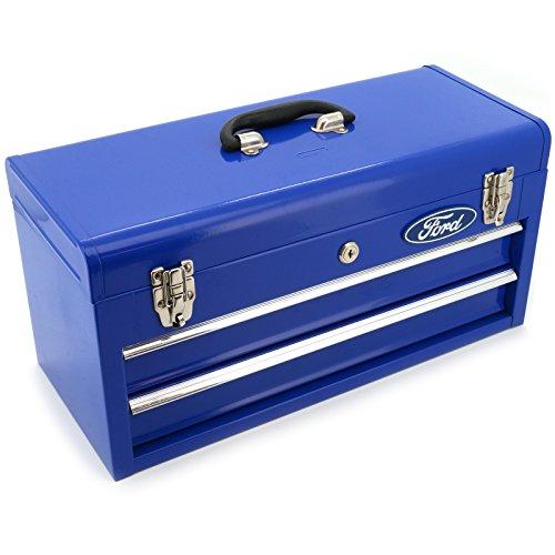 Werkzeugkasten aus Stahlblech Ford Tools FCA-024