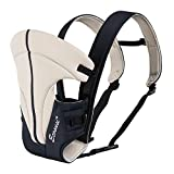 Ecosusi Classic Front and Back Baby Carrier Bild 1