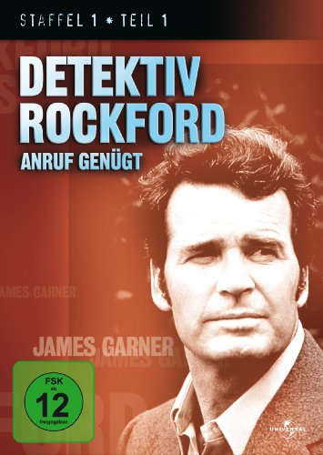 Detektiv Rockford - Staffel 1.1 [4 DVDs]