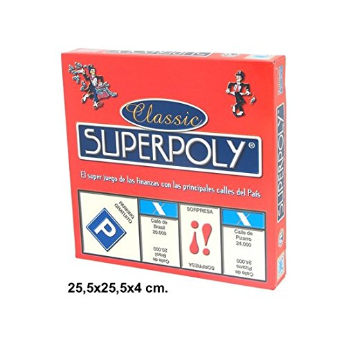 SUPERPOLY, FALOMIR, 1UDS.