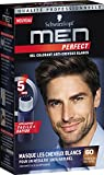 Schwarzkopf - Men Perfect - Gel Colorant Anti-Cheveux Blancs - Châtain Naturel 60