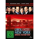 Law & Order: New York - Special Victims, Season One, Part One