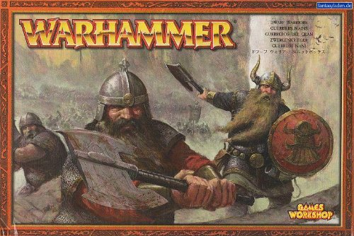 Games Workshop Warhammer Regimiento Enano