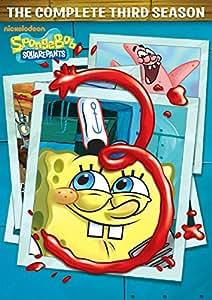 Spongebob Squarepants: Complete Third Season [DVD] [2000] [Region 1] [US Import] [NTSC]
