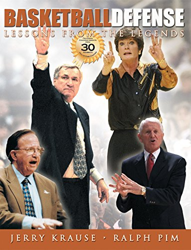 Basketball Defense: Lessons from the Legends (English Edition)