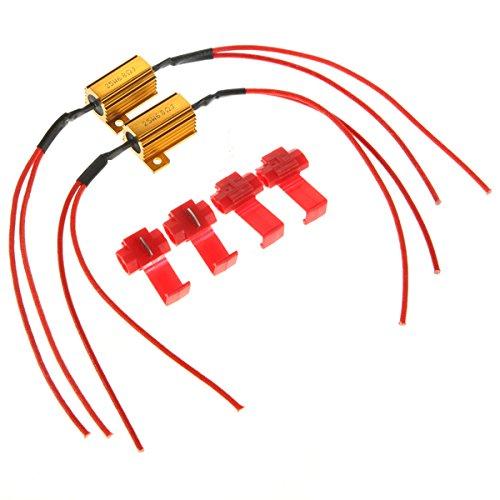 ILS - Load Resistors LED Flash Rate Indicators Controller 25W 25w-motor