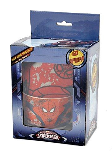 Spider man m92642 mc - set tazza e tovaglietta