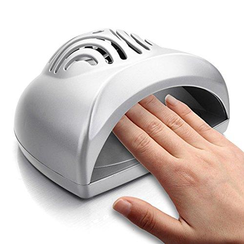 Mini Séchoir A Ongle Ventilateur Sèche Vernis Manucure Nail Art Dryer Portable