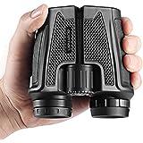 apeman 12x25 Fernglas Mini Taschen-Ferngläser mit Tragetasche,kompaktes Fernglas für Vogelbeobachtung, Wandern, Jagd, Sightseeing und Konzert, Erwachsene und Kinder