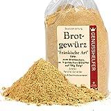 Brotgewürz Fränkische Art 100 Gramm gemahlen für selbstgebackenes Brot, ohne Geschmacksverstärker & ohne Zusatzstoffe - Bremer Gewürzhandel