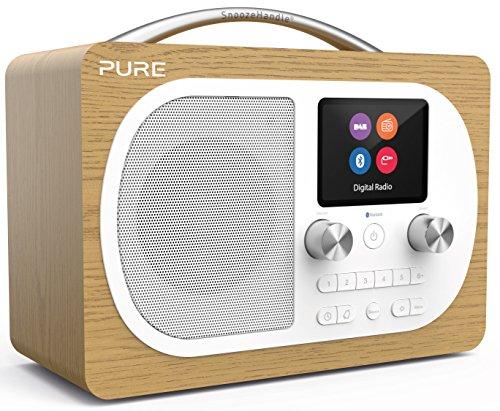 Pure Evoke H4 tragbares Digitalradio