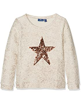 TOM TAILOR Kids Mädchen Glitter Sweatshirt