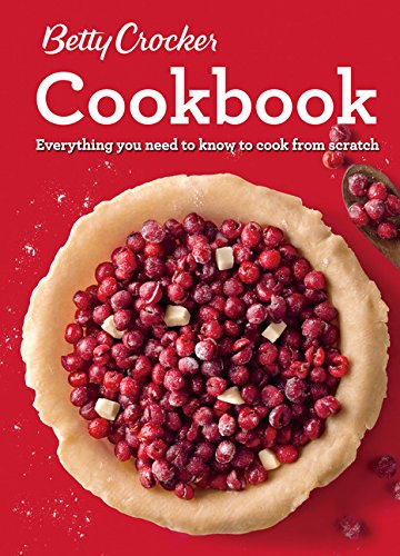 Betty Crocker Cookbook,