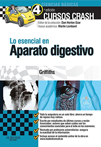 Lo esencial en aparato digestivo + StudentConsult en español eBook ...