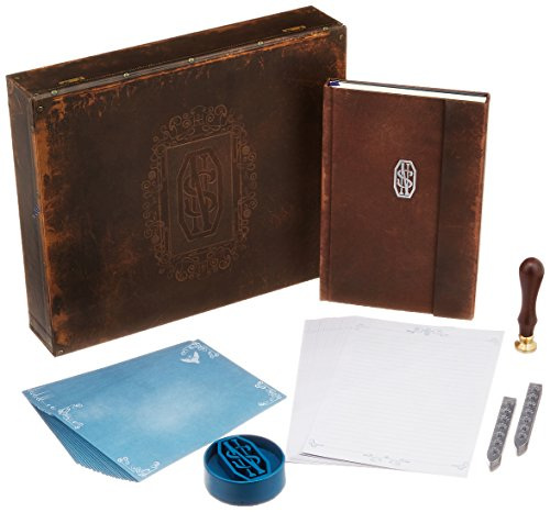 FANTASTIC BEASTS AND WHERE TO FIND THEM: NEWT SCAMANDER DELUXE STATIONERY SET (Insights Deluxe...