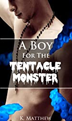 A Boy for the Tentacle Monster (English Edition)