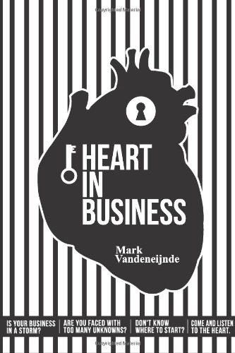 Heart in Business: Is your Business in a storm? Faced with too many unknowns? Don't know where to start? Come and listen to the Heart